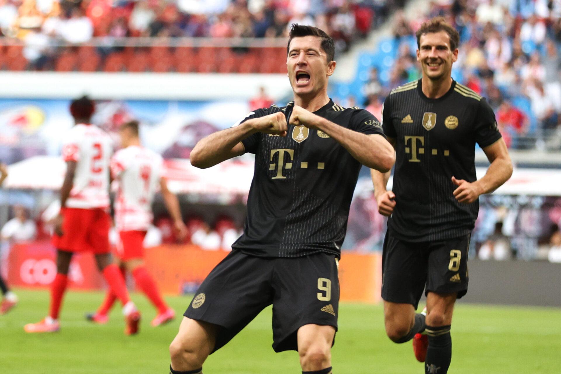 Pas de surprise attendue côté bavarois, Robert Lewandowski sera bien là pour entamer la campagne 21-22 de Ligue des champions (iconsport)