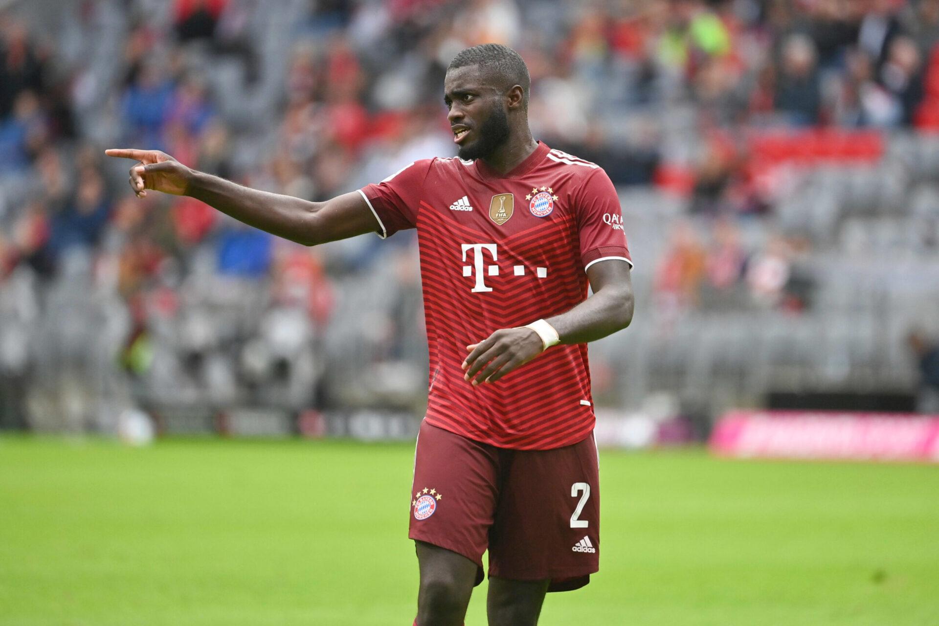 Dayot Upamecano sous les couleurs du Bayern Munich (iconsport)