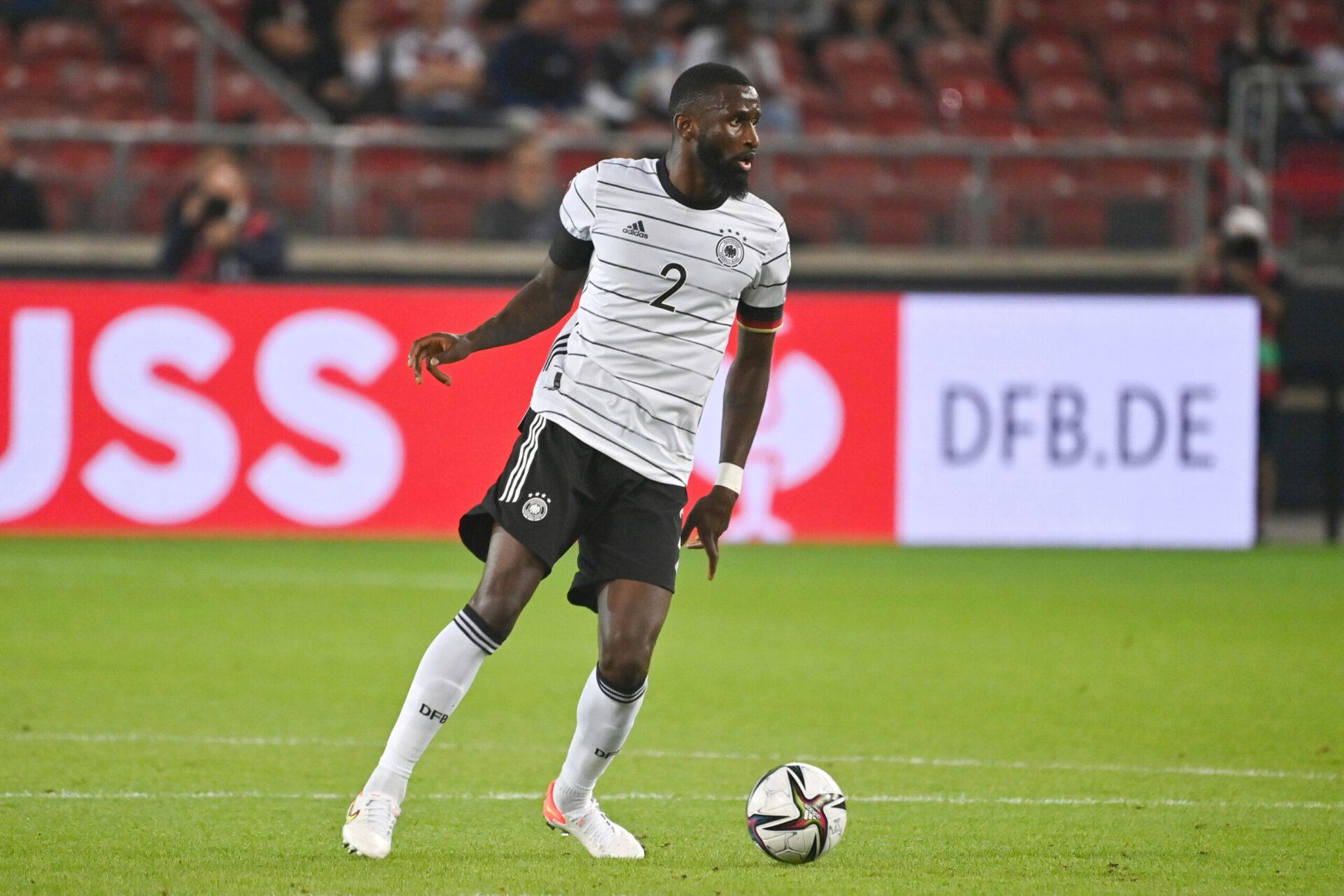 Le Real semble mieux placé que le PSG pour signer Rüdiger l'été prochain (iconsport)