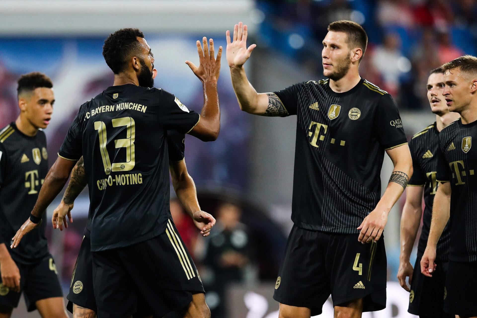 Tenu en échec en ouverture de la saison contre Mönchengladbach, le Bayern Munich a depuis gagné tous ses matchs dont le dernier à Leipzig (1-4) (iconsport)