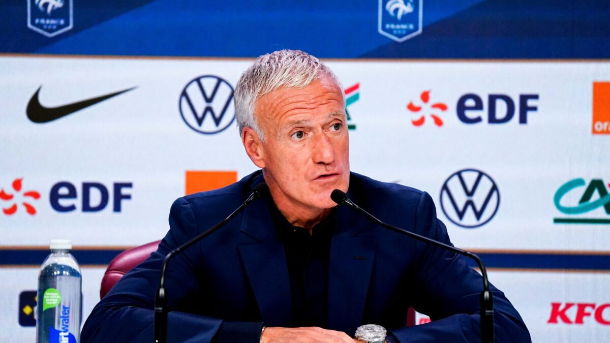 Jeudi 30 septembre, Didier Deschamps communiquera la liste des joueurs amenés à disputer la phase finale de la Ligue des nations (iconsport)