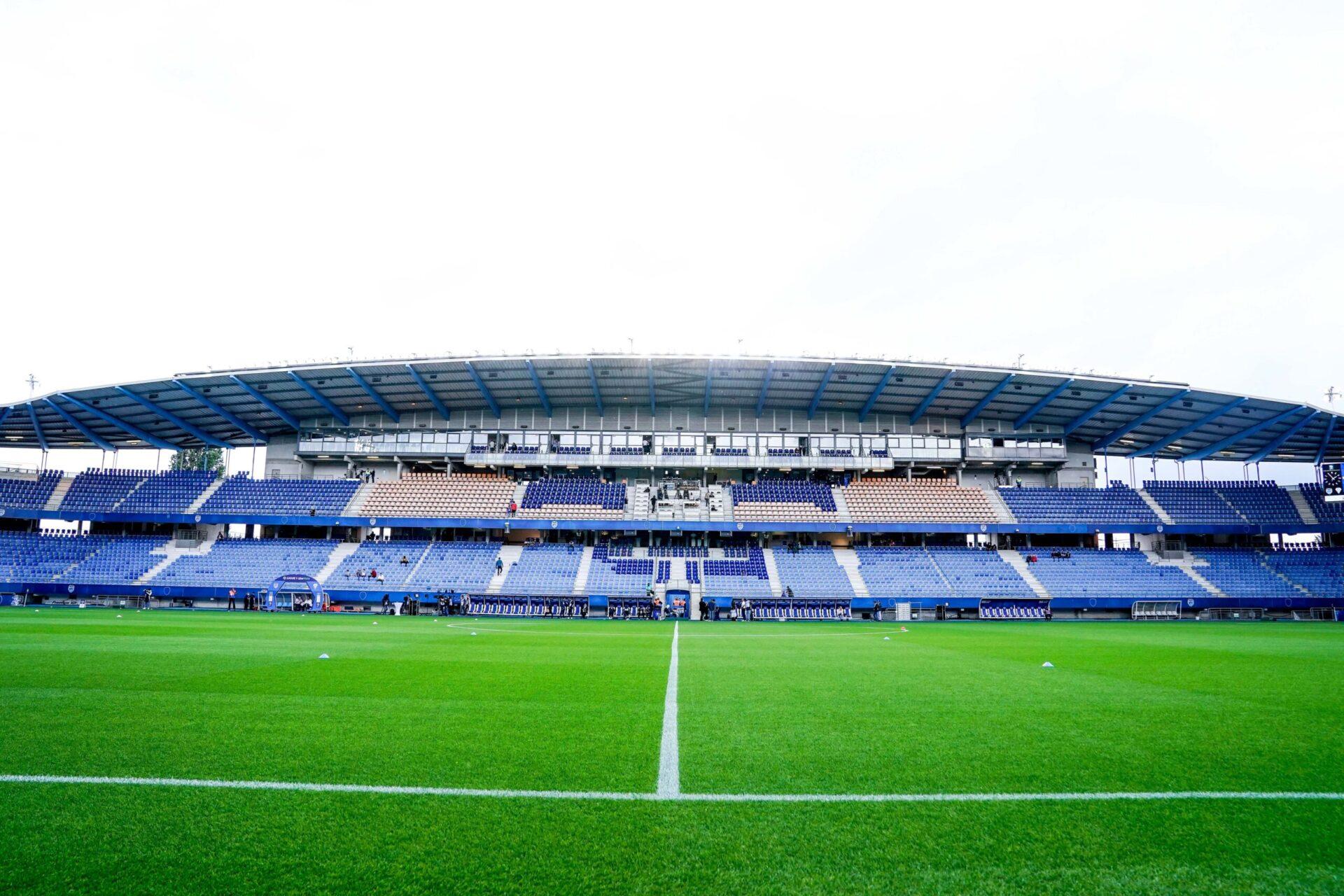 Troyes a accepté de prêter le stade de l'Aube pour la nouvelle rencontre entre Nice et l'OM (iconsport)