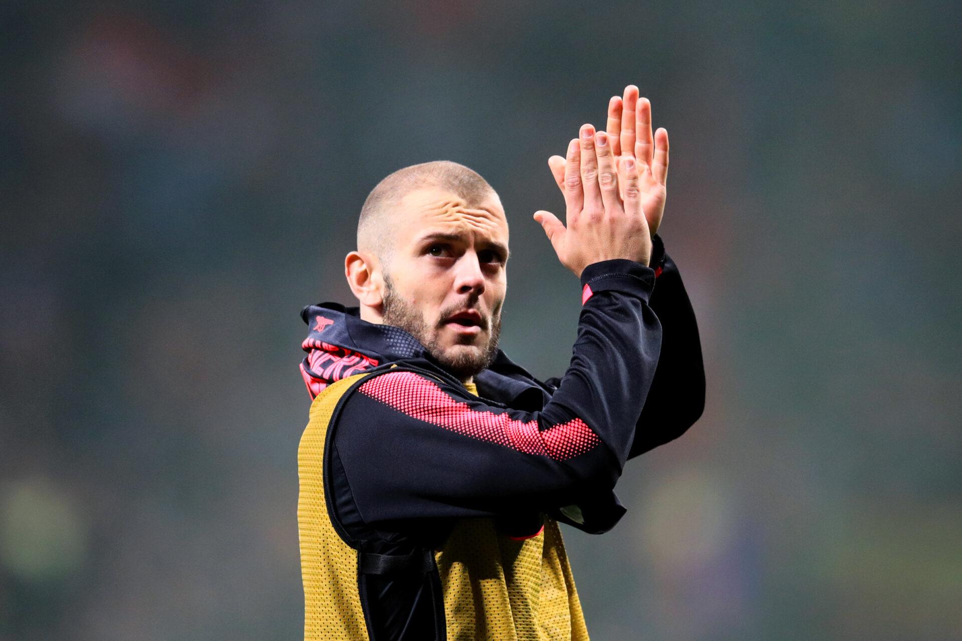 Wilshere aimerait jouer en Serie A mais n'a aucune proposition pour le moment (iconsport)