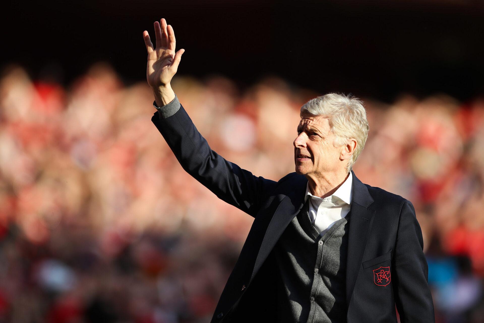 Arsène Wenger, ancien coach des Gunners d'Arsenal et aujourd'hui directeur du football mondial à la FIFA (IconSport)