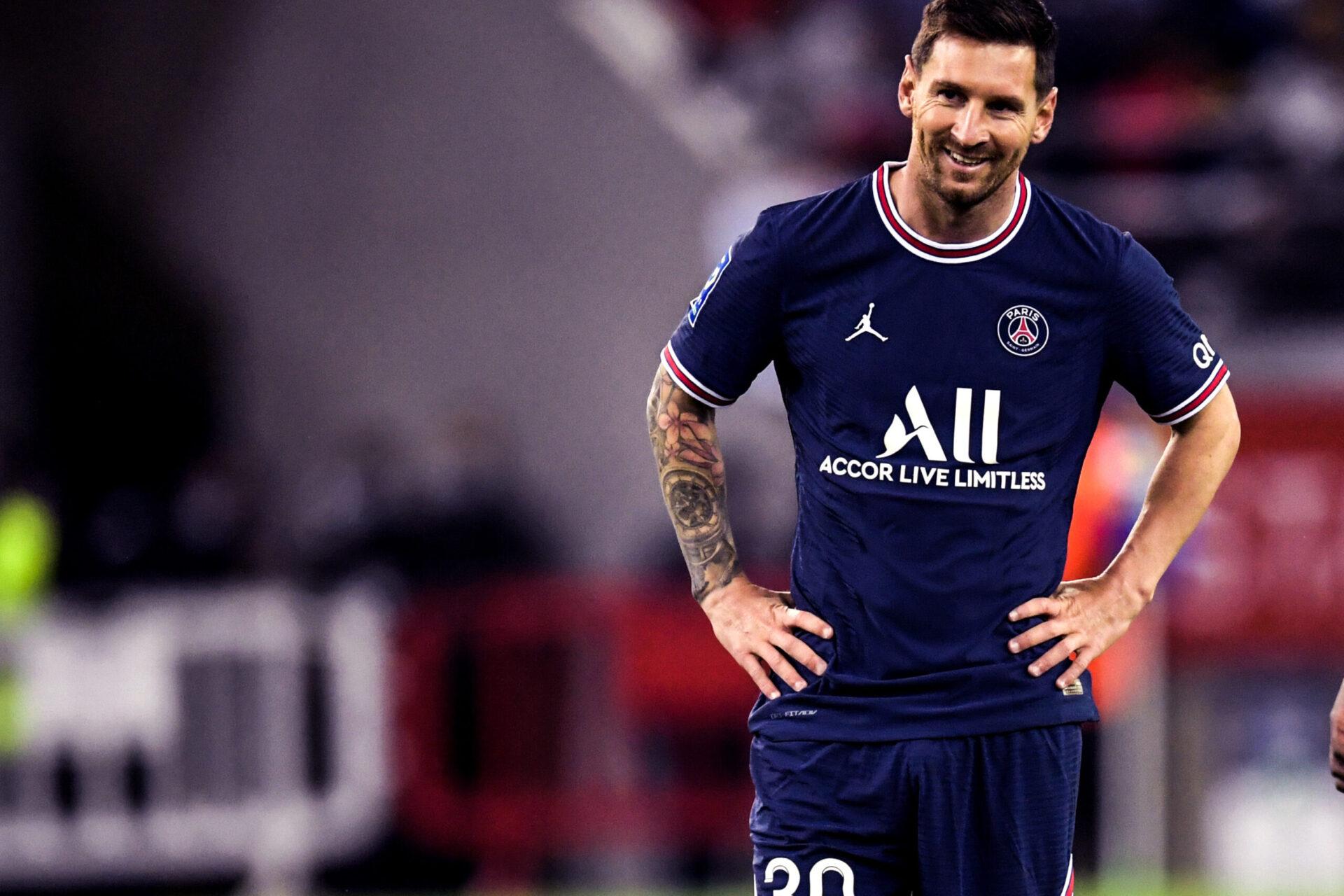 En très grandes difficultés financières, le FC Barcelone n'a pas pu retenir Lionel Messi cet été, parti au PSG (iconsport)