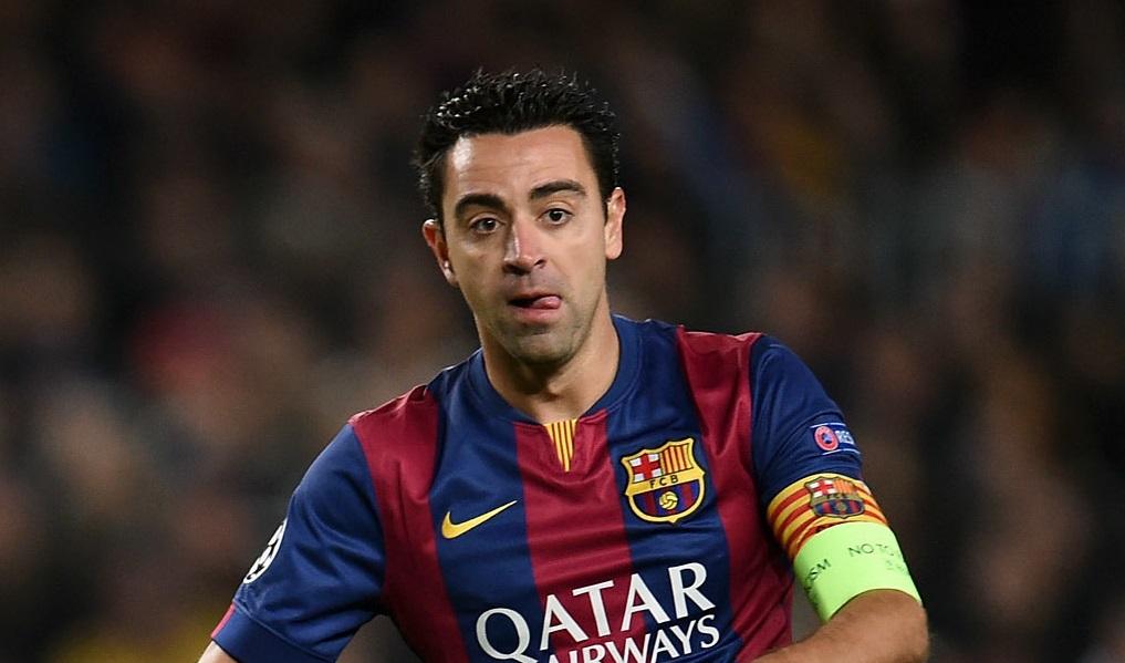 Xavi sous les couleurs du FC Barcelone (iconsport)