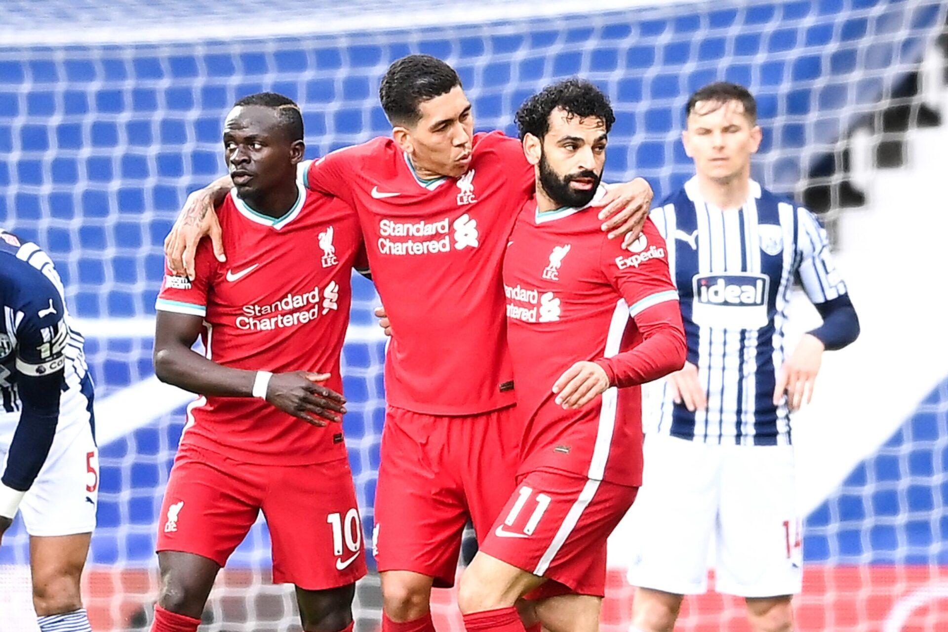 Liverpool devrait maintenant s'attaquer aux prolongations de Mané, Firmino et Salah (iconsport)