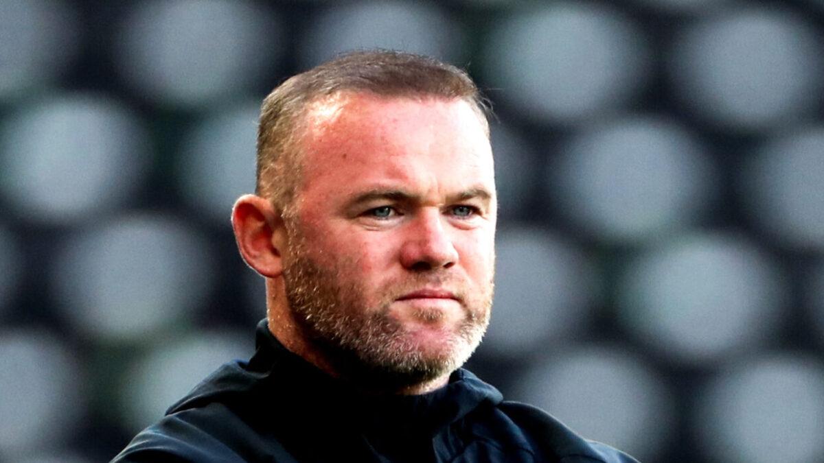 Wayne Rooney, entraîneur de Derby County (IconSport)