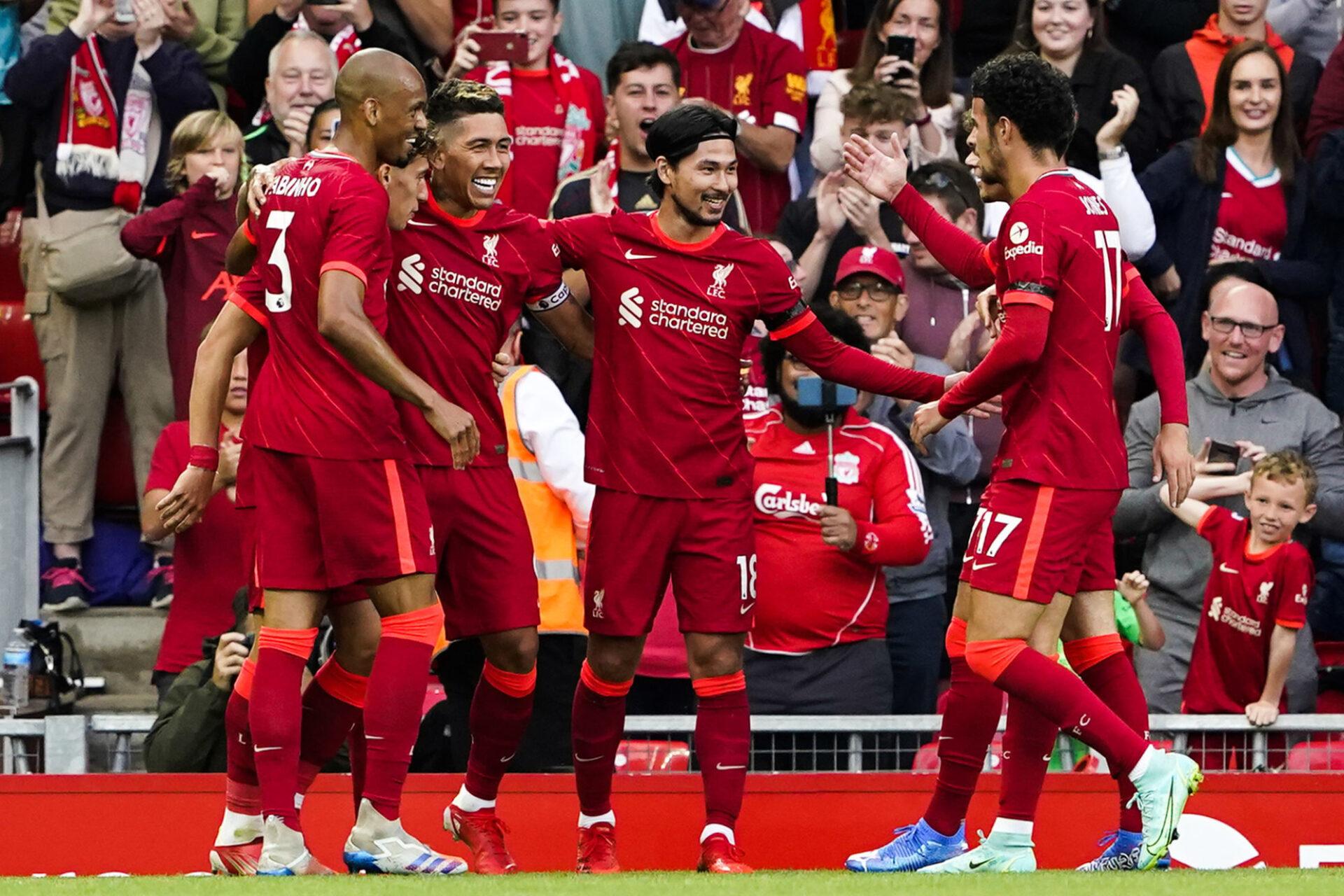 Fabinho et Roberto Firmino ont été bloqués par Liverpool pendant la trêve internationale. Icon Sport