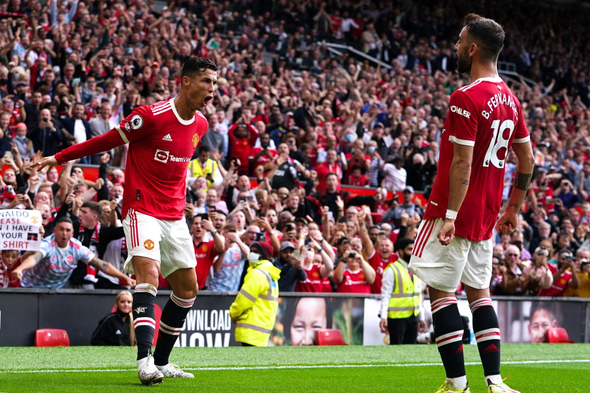 Cristiano Ronaldo, de retour dans son jardin (IconSport)