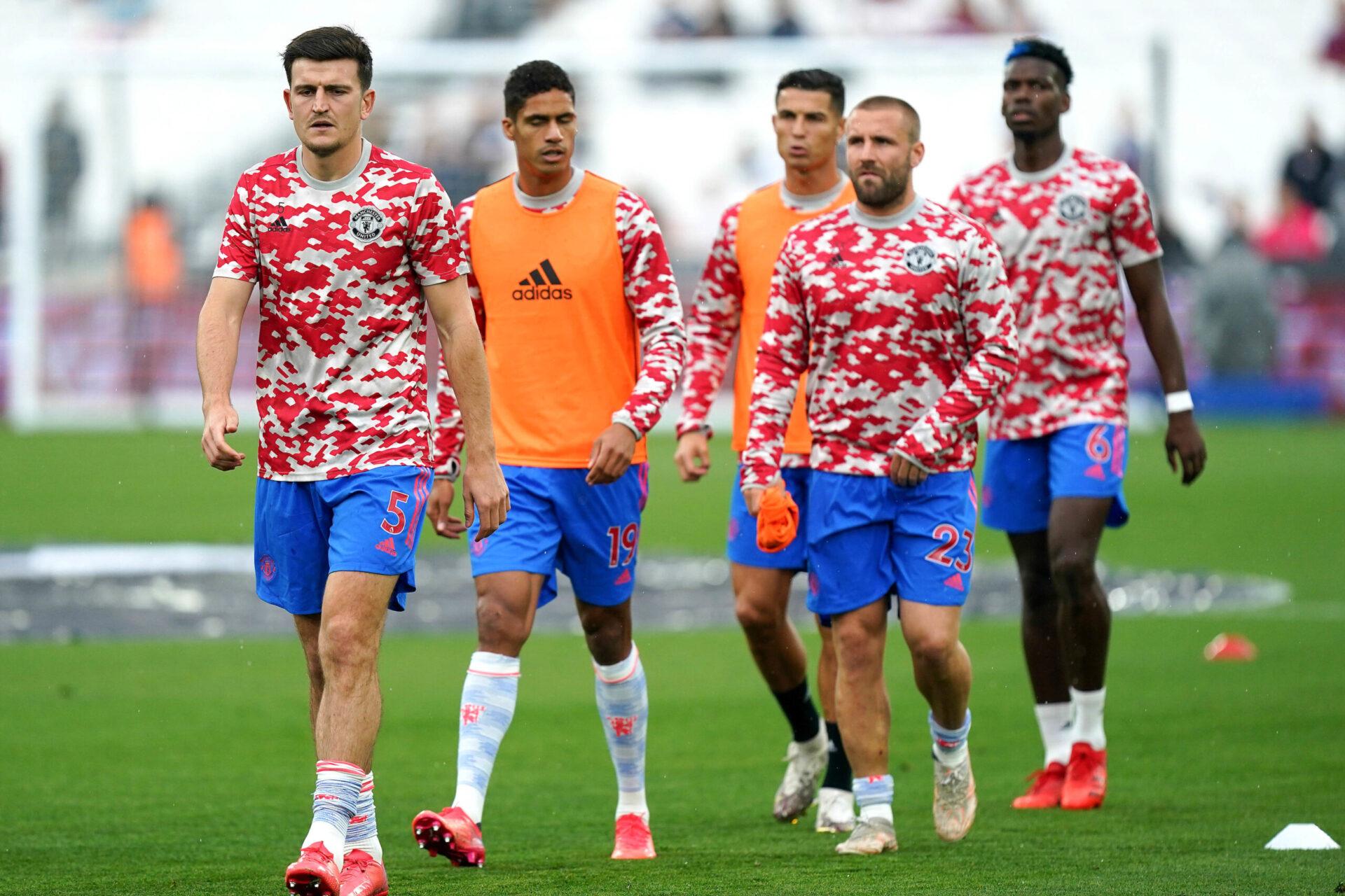 Dans le nord de l'Angleterre, le défenseur a notamment retrouvé son collègue en bleu Paul Pogba et son ancien coéquipiers Cristiano Ronaldo (iconsport)