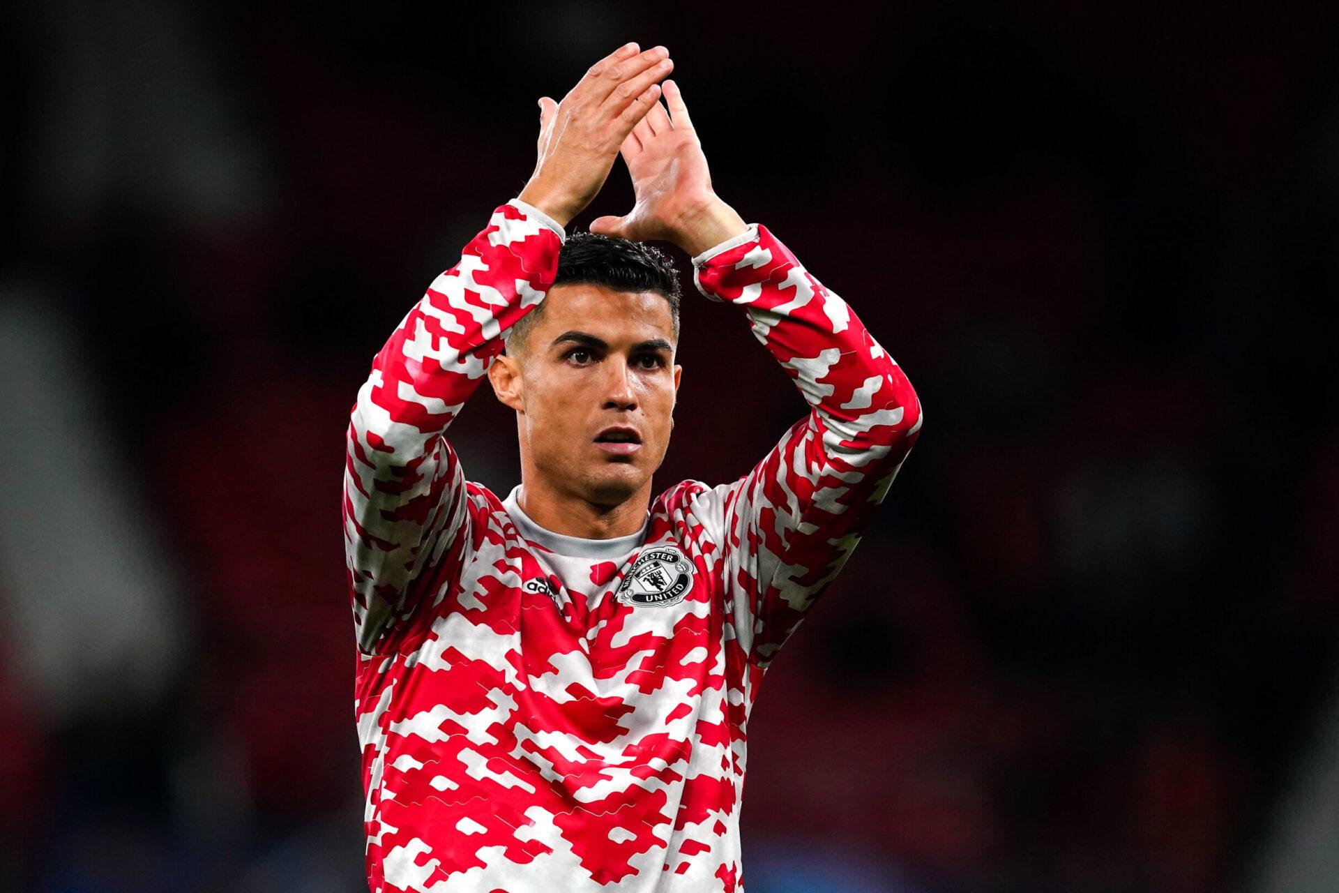 Dix-huit ans après ses débuts dans la compétition, déjà avec la tunique des Red Devils, Ronaldo a battu le record du nombre de matchs joués en Ligue des champions (iconsport)
