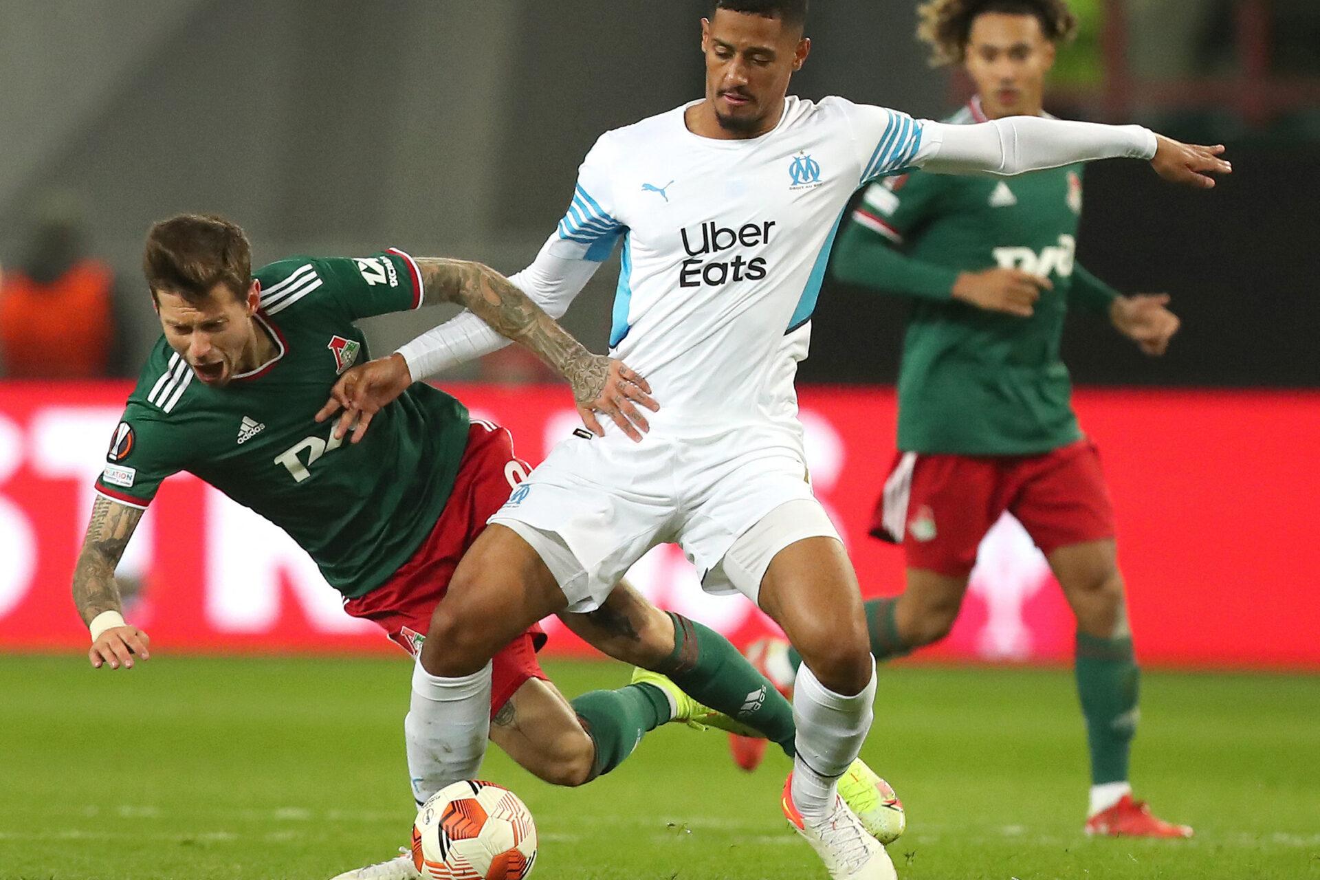 Pour sa première sortie européenne de la saison, l'OM n'a pu faire mieux que nul sur le terrain du Lokomotiv Moscou (iconsport)