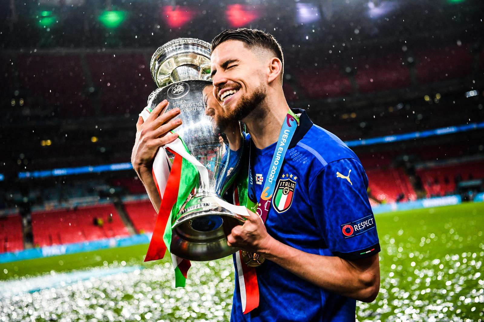 Jorginho, vainqueur de la Ligue des champions et de l'Euro, peut-il remporter le Ballon d'Or 2021 ? Icon Sport