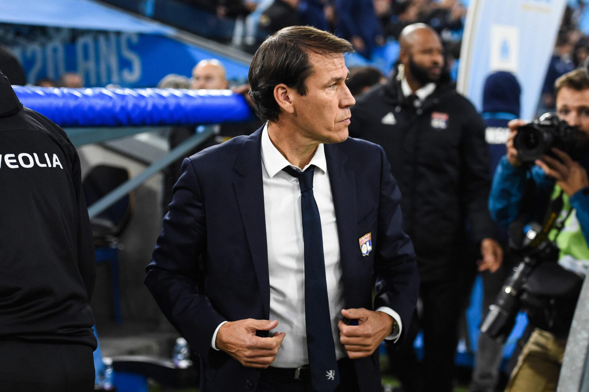 Rudy Garcia souhaite entraîner un club qui jouera la Ligue des Champions (IconSport)
