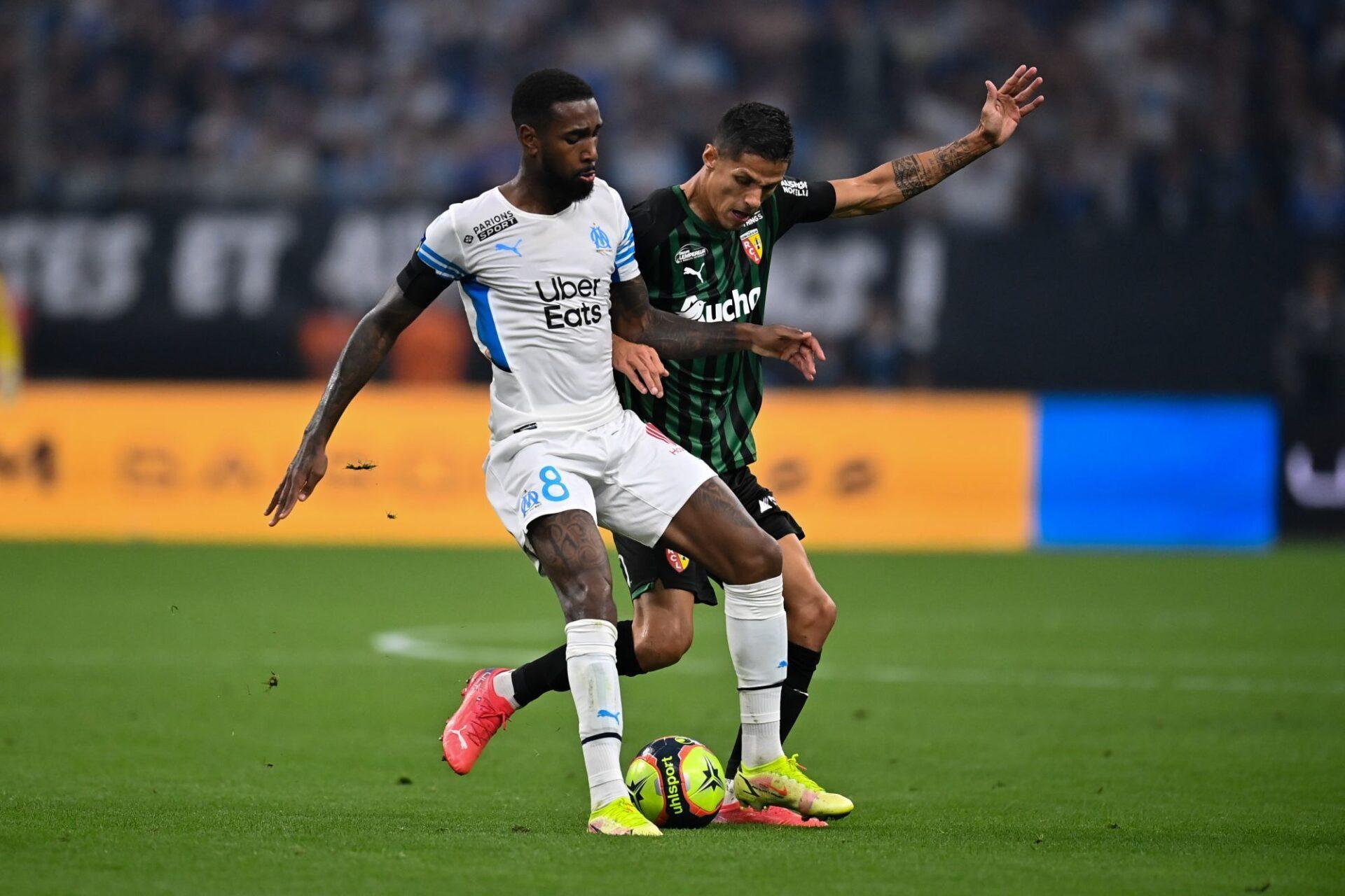 Gérson bénéficierait d'un traitement de faveur de la part de Jorge Sampaoli. Icon Sport