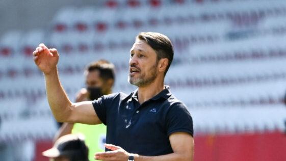Niko Kovač était en conférence de presse avant le match de Monaco contre Saint-Etienne. Icon Sport