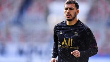 Leandro Paredes s'est exprimé avant Manchester City (iconsport)
