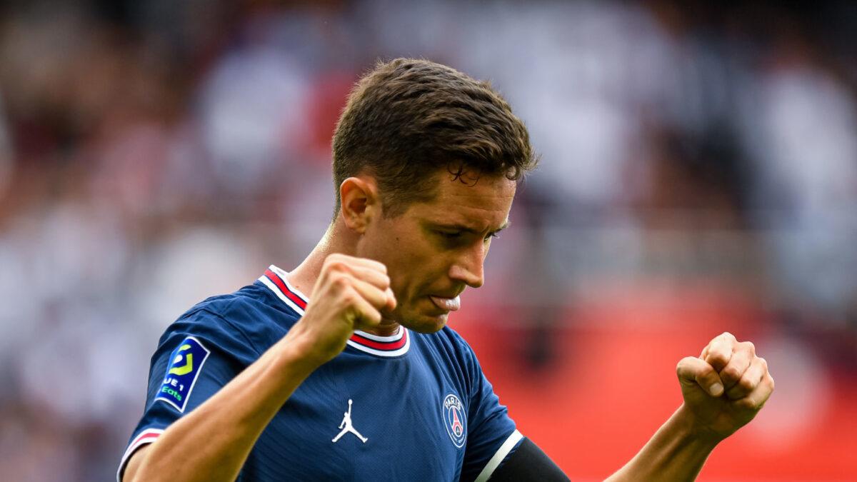 Ander Herrera était en conférence de presse avant le choc PSG-Manchester City. Icon Sport