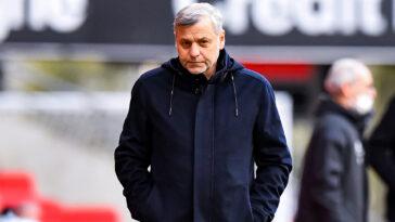Bruno Genesio espérait la victoire face à Bordeaux (iconsport)