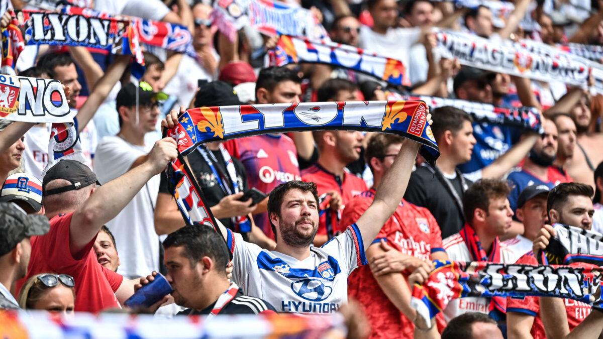 Les supporters de Lyon ne pourront pas se rendre à Geoffroy-Guichard pour le derby contre l'AS Saint-Etienne, dimanche 3 octobre. Icon Sport