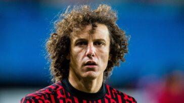 Libre, David Luiz s'est engagé avec le club brésilien de Flamengo (iconsport)