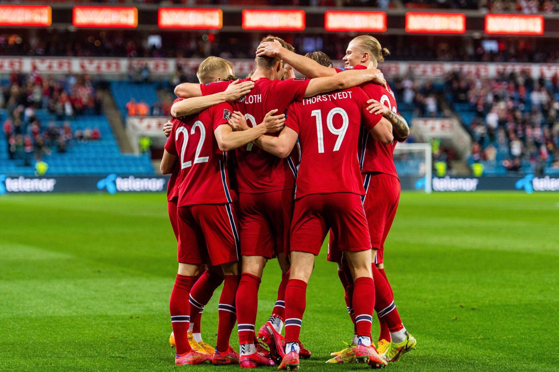 La Norvège peut encore espérer se qualifier directement pour la Coupe du monde (iconsport)