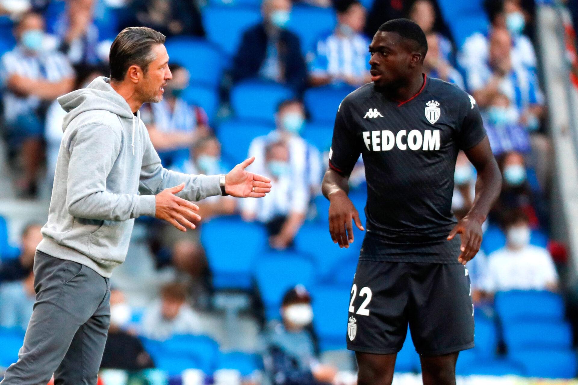 Lors des deux prochaines journées, l'AS Monaco de Kovác disputera une double confrontation décisive pour la qualification face au PSV Eindhoven (iconsport)