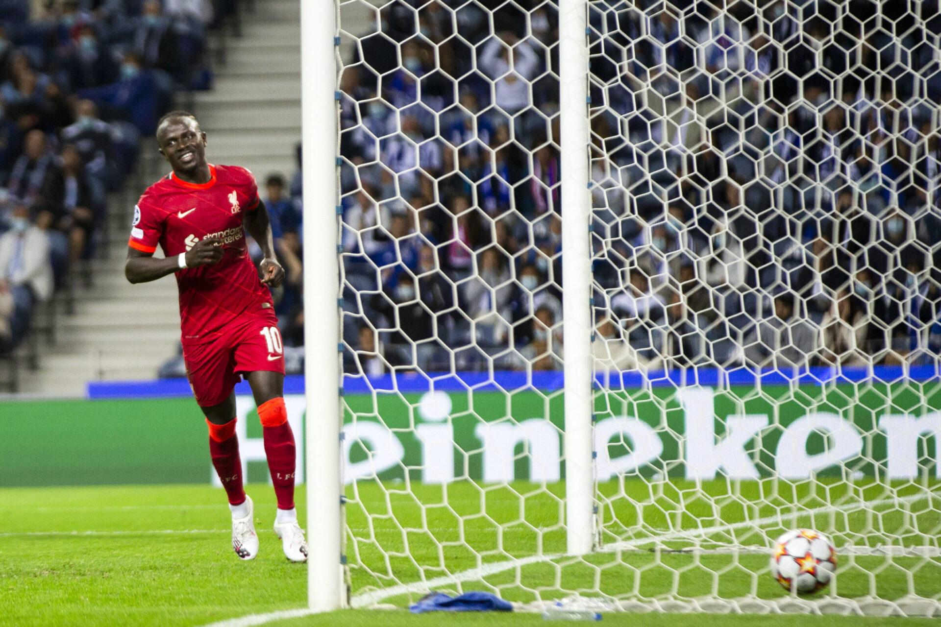 Liverpool a écrasé Porto (iconsport)