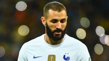 Karim Benzema s'est exprimé au micro de Téléfoot. Icon Sport