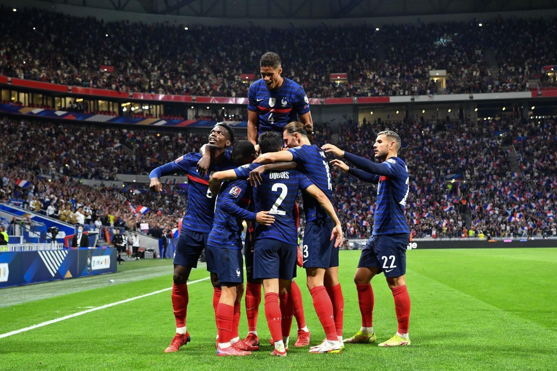 Paul Pogba veut retrouver une équipe de France soudée et combative pour repartir à la conquête des étoiles. Icon Sport
