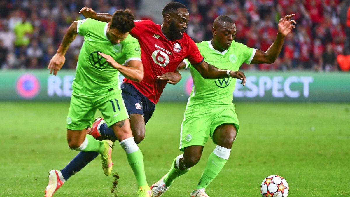 Face à des Allemands dominés de bout en bout, Lille n'a pu faire mieux que 0-0 en ouverture de sa campagne de Ligue des champions (iconsport)