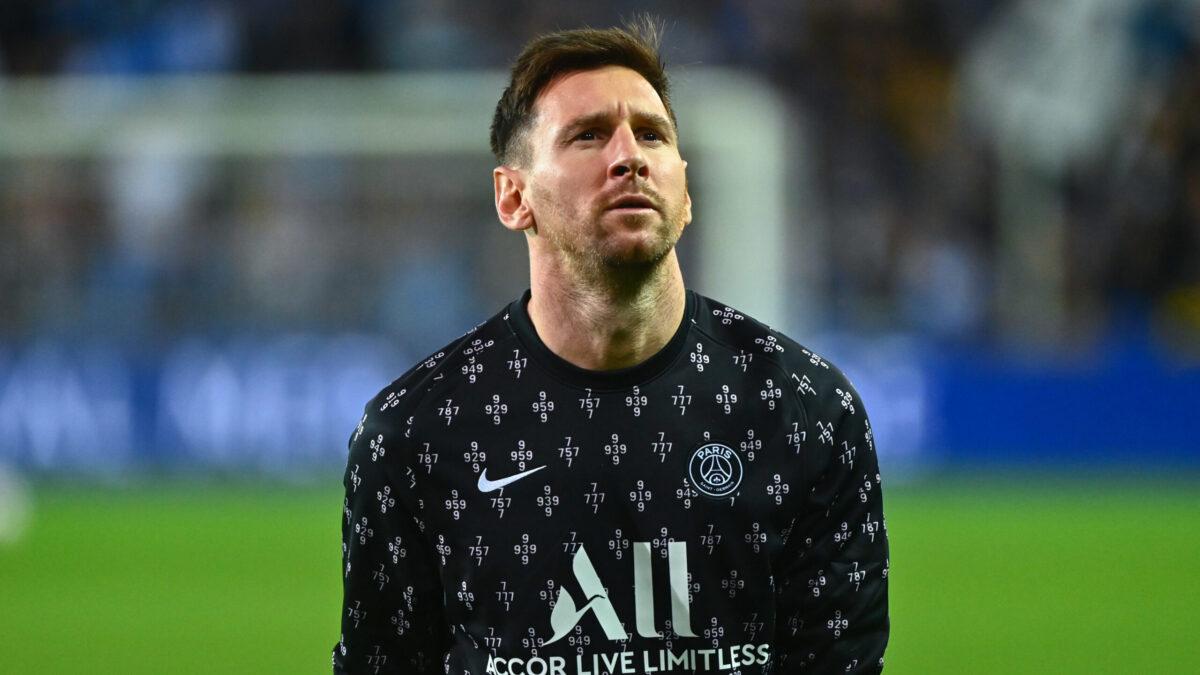 Lionel Messi et son salaire XXL (iconsport)