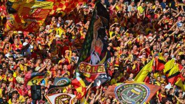 La direction de Lens préférerait ne pas voir de supporters Sang et Or à Marseille (iconsport)