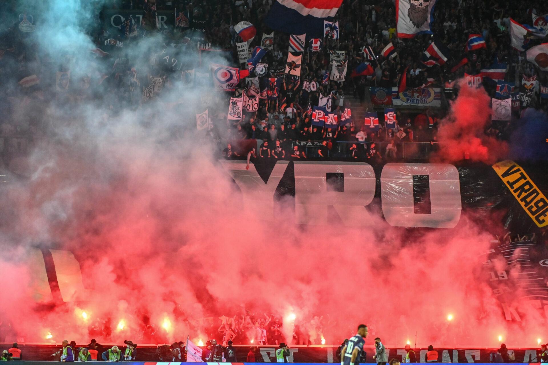 Un Parc des Princes des grands soirs lors de ce Paris Saint-Germain - Olympique Lyonnais (IconSport)