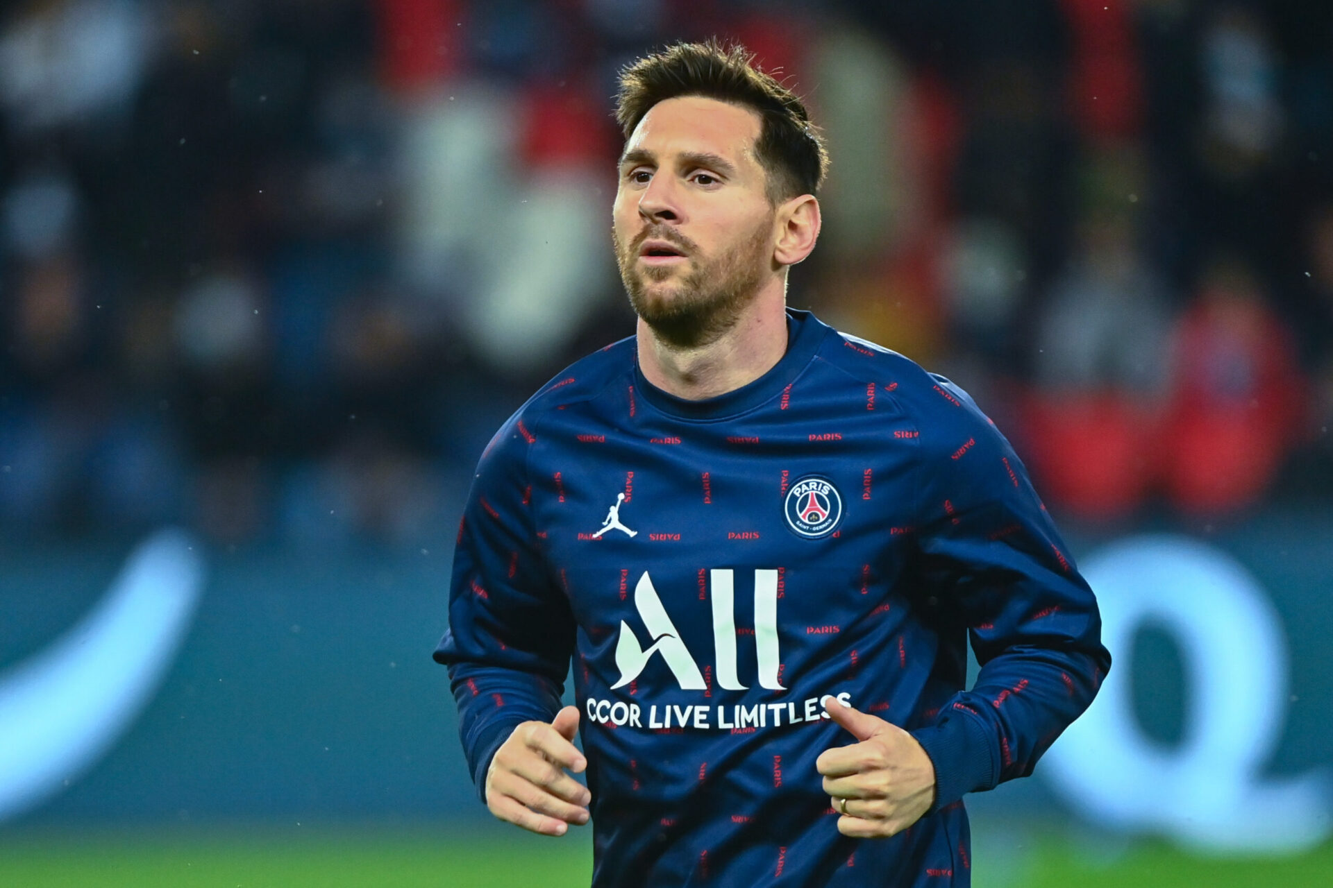 Paris veut absolument récupérer Messi pour le match contre City (iconsport)