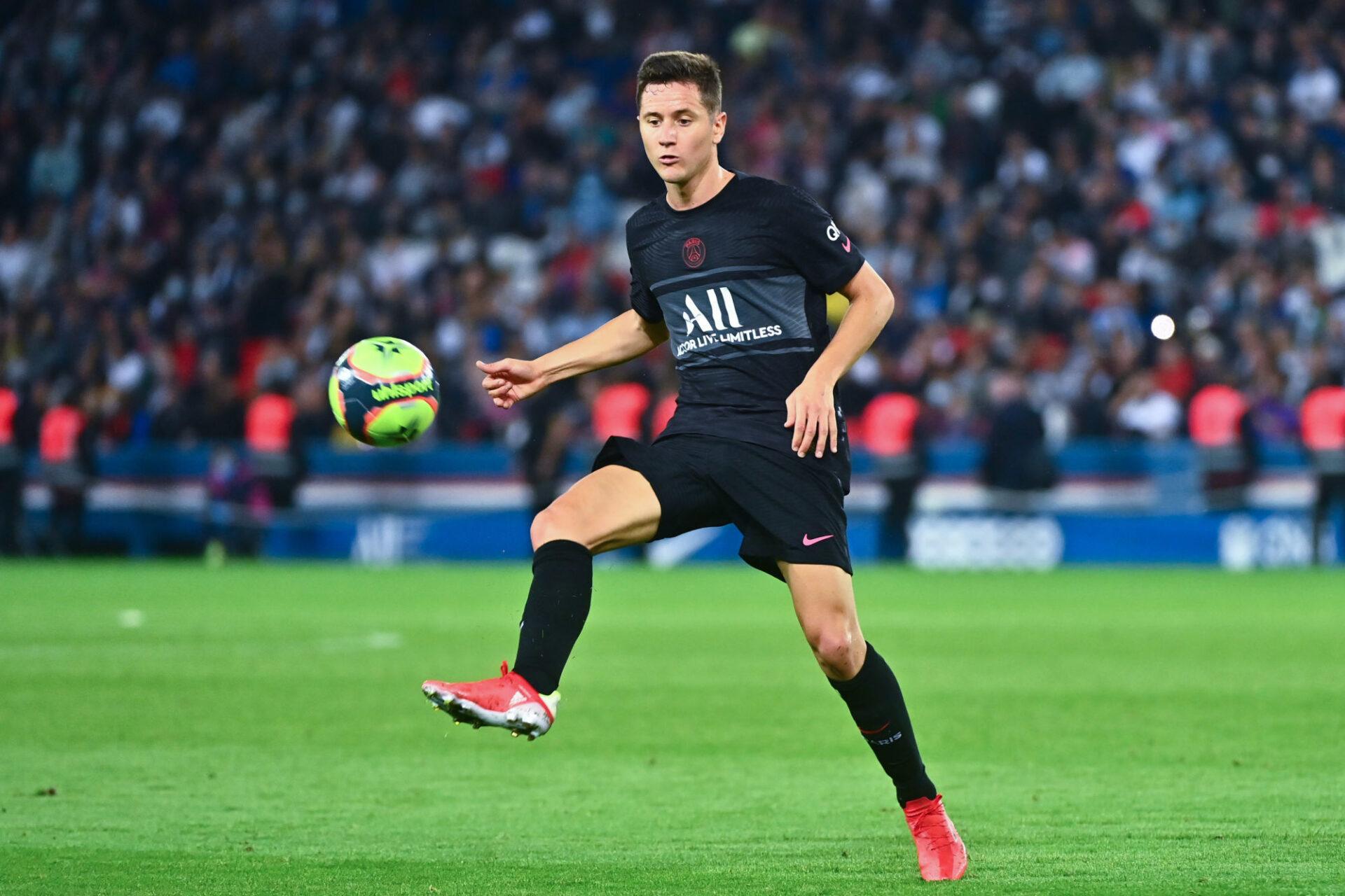 Ander Herrera est prêt pour aller au combat contre Manchester City. Icon Sport