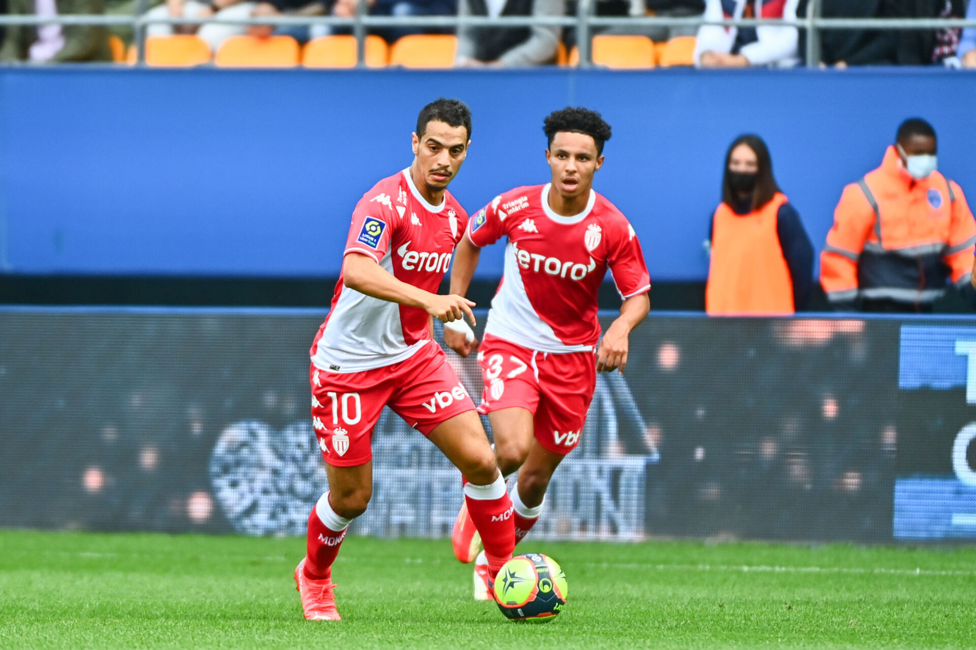 Wissam Ben Yedder et Monaco sont attendus contre l'OM, ce samedi 11 septembre. Icon Sport