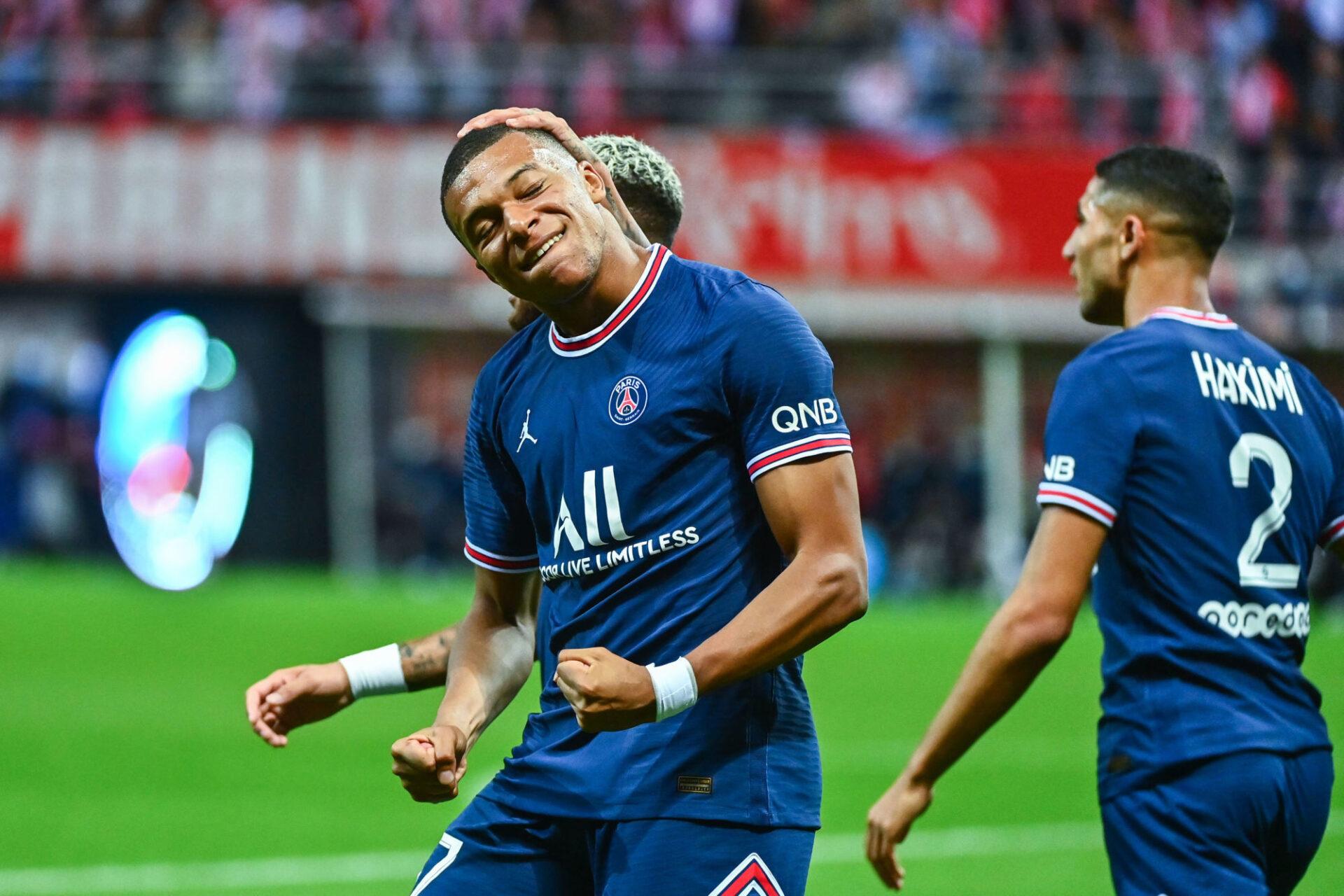 Le PSG a tout fait pour retenir Kylian Mbappé cet été, et il a réussi. Icon Sport