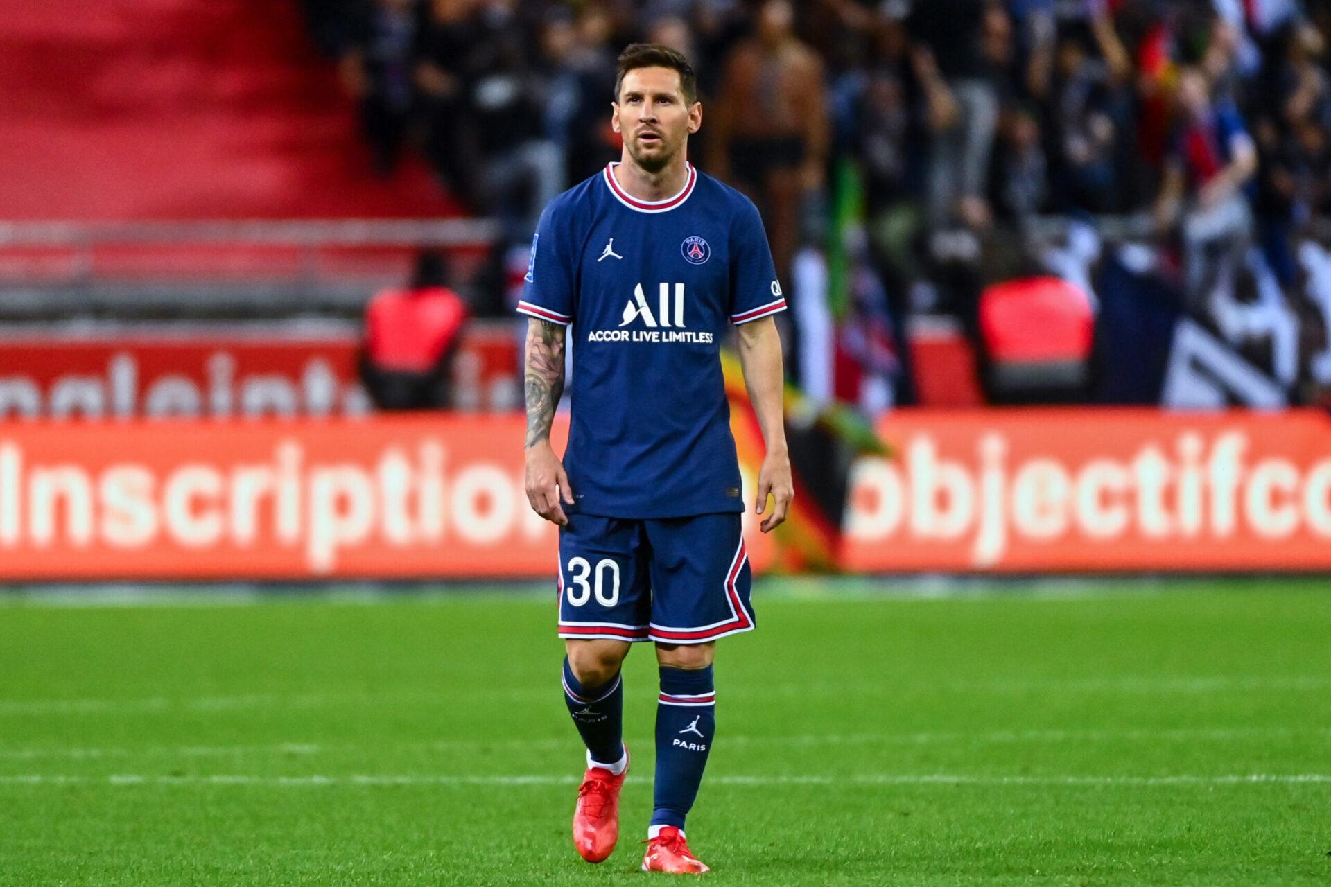Messi pourrait se laisser tenter par un départ pour Miami dans deux ans (iconsport)