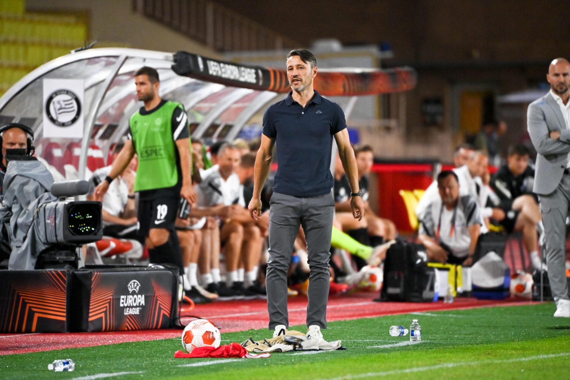 L'AS Monaco assure l'essentiel et s'impose par la plus petite des marges. Icon Sport