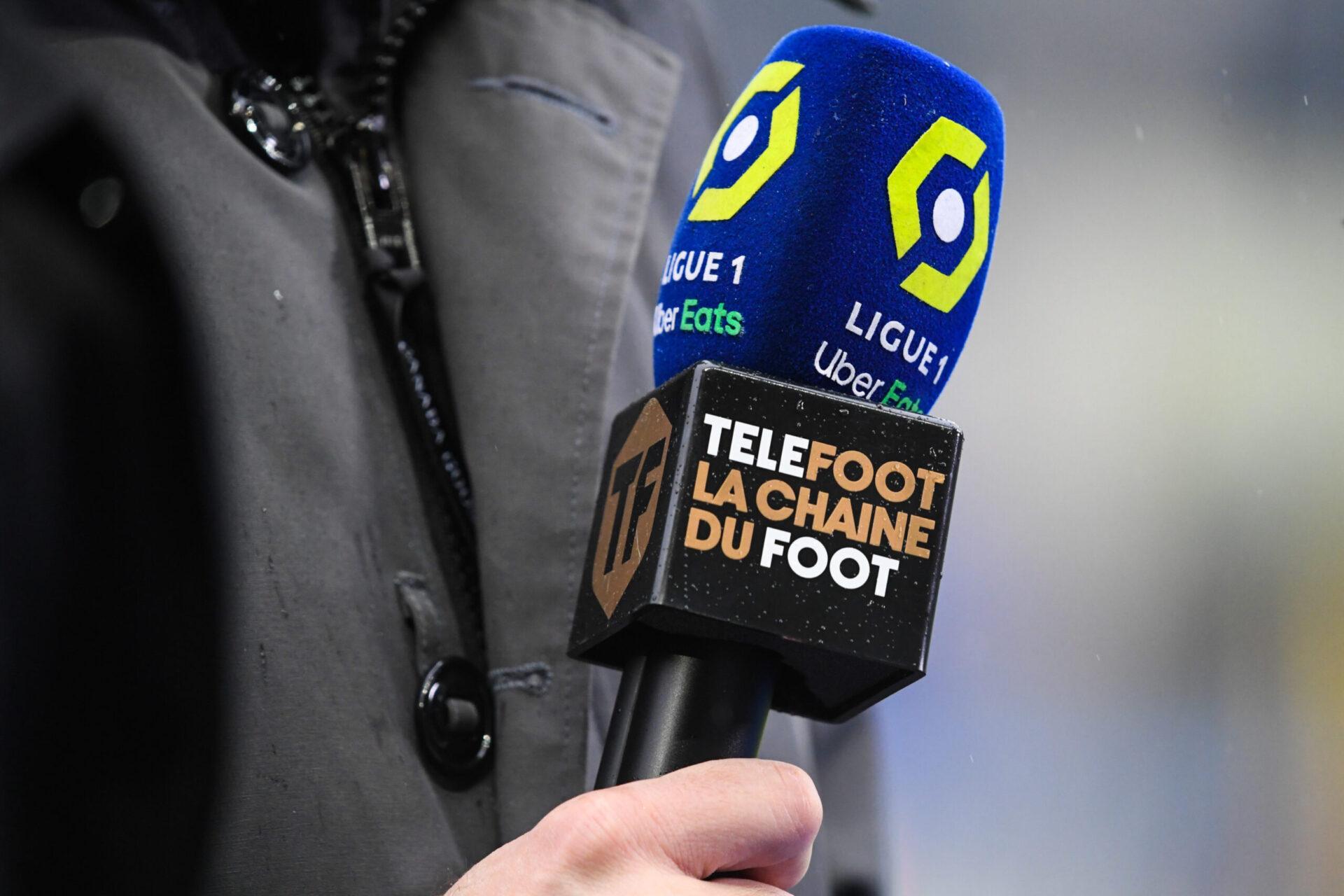 Téléfoot, ancienne chaîne de télévision du groupe Mediapro (IconSport)