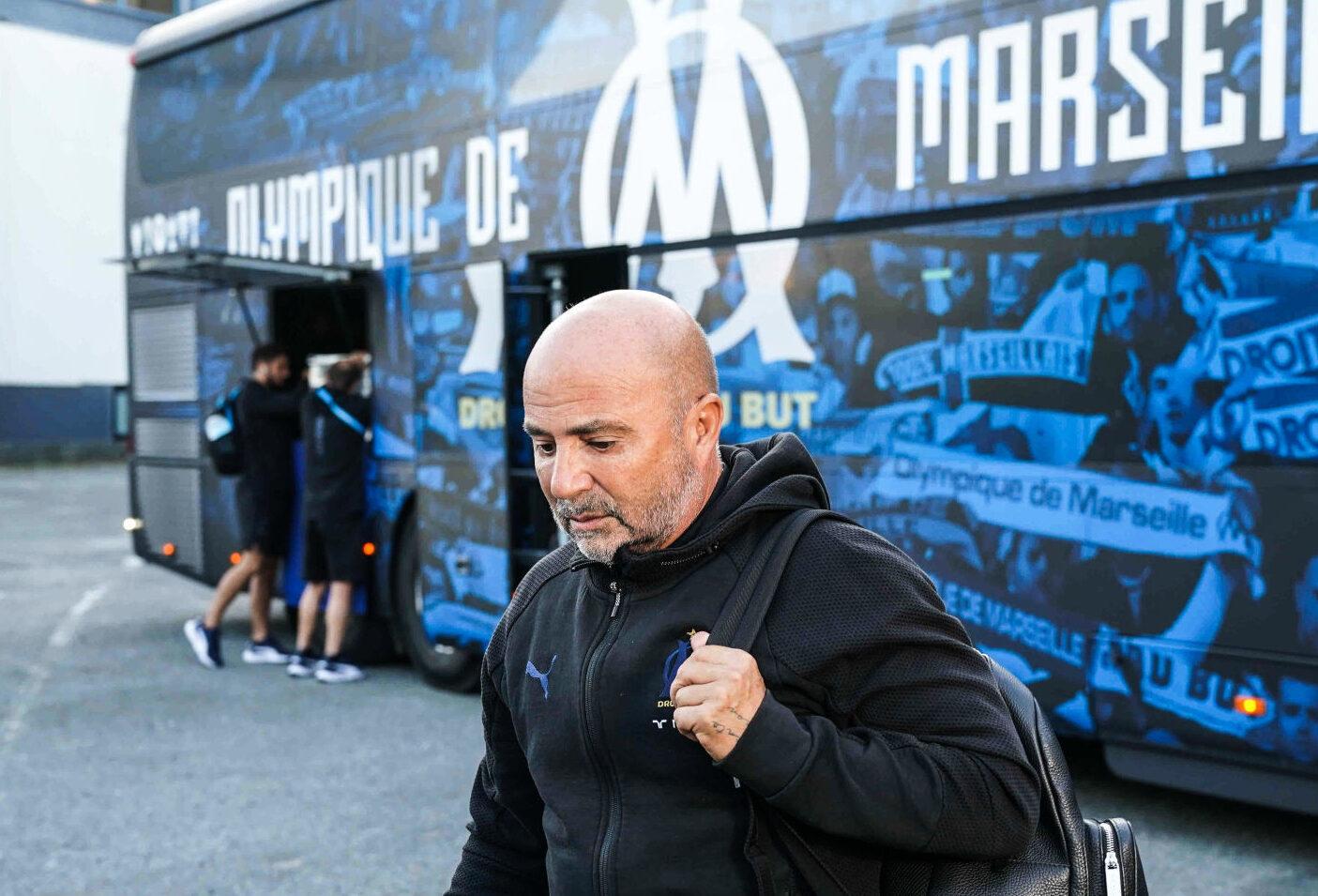 OM : après les incidents en Ligue 1, Sampaoli craint «la fin du football»