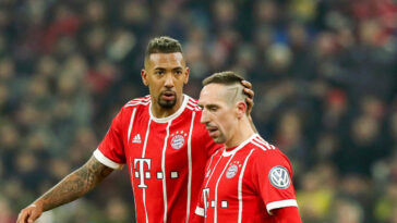 Jérôme Boateng a révélé que Franck Ribéry lui a conseillé de rejoindre l'Olympique lyonnais.