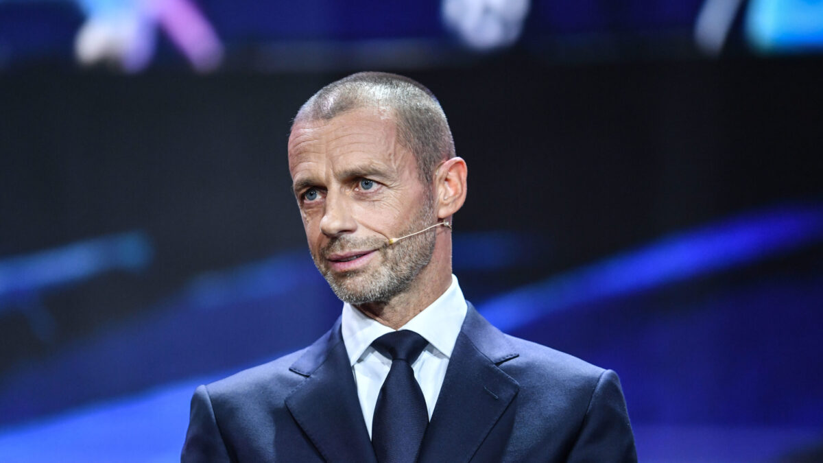 L'UEFA présidée par Aleksander Ceferin a cinq jours pour lever toutes sanctions contre les clubs fondateurs de la Super League (iconsport)