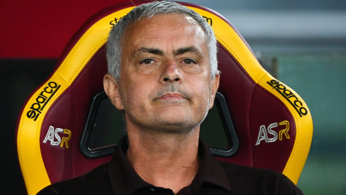 Contre Sassuolo, José Mourinho a vécu so 1000e match (et sa 640e victoire) sur un banc (iconsport)