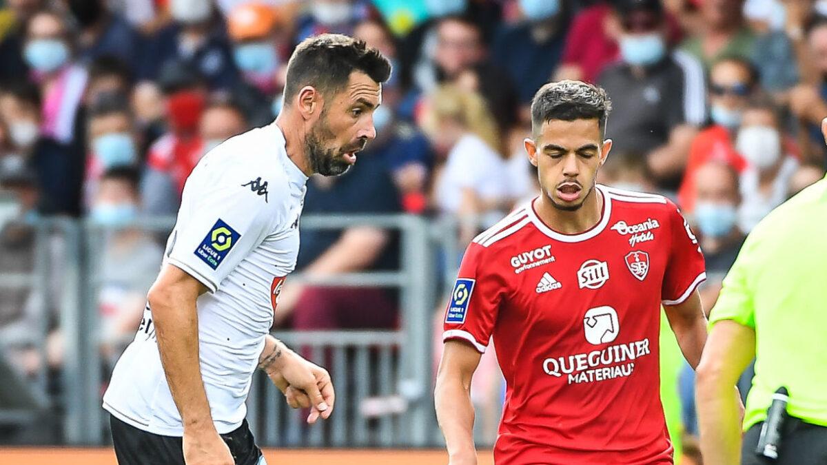 Angers et Brest ont fait match nul ce dimanche 12 septembre. Icon Sport