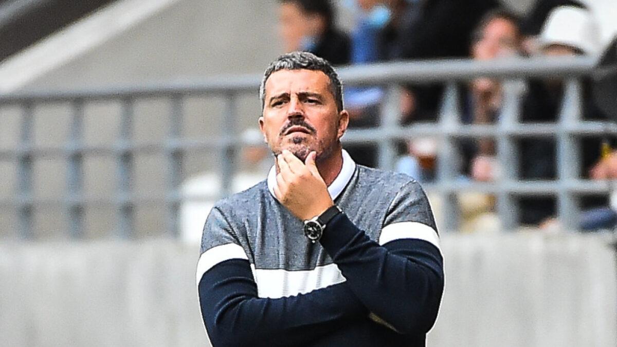 Óscar García, entraîneur du Stade de Reims, serait dans les plans du FC Barcelone pour remplacer Ronald Koeman. Icon Sport