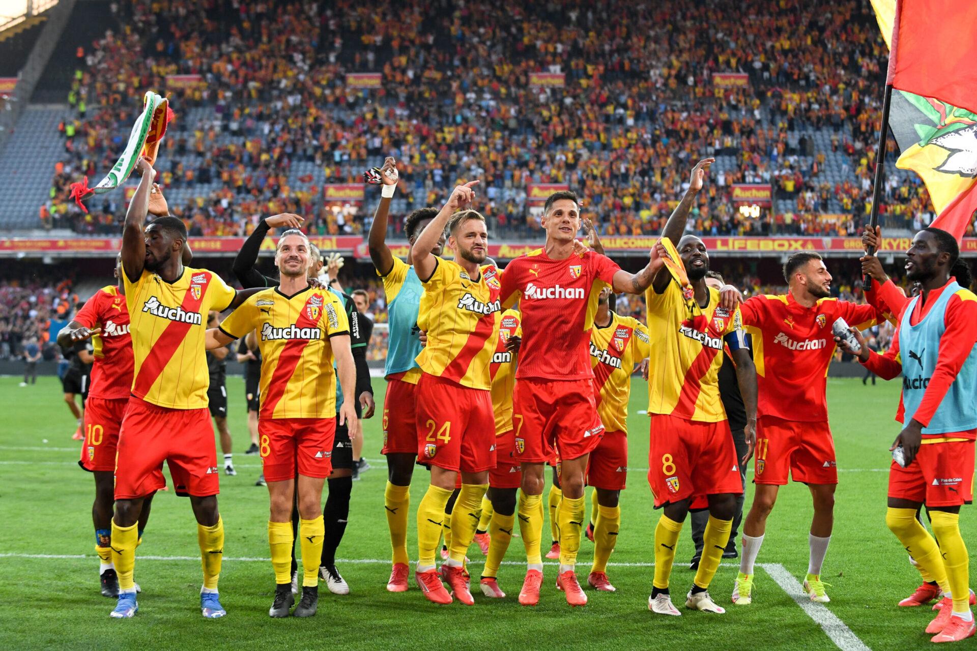 Lens remporte le derby face à Lille (iconsport)