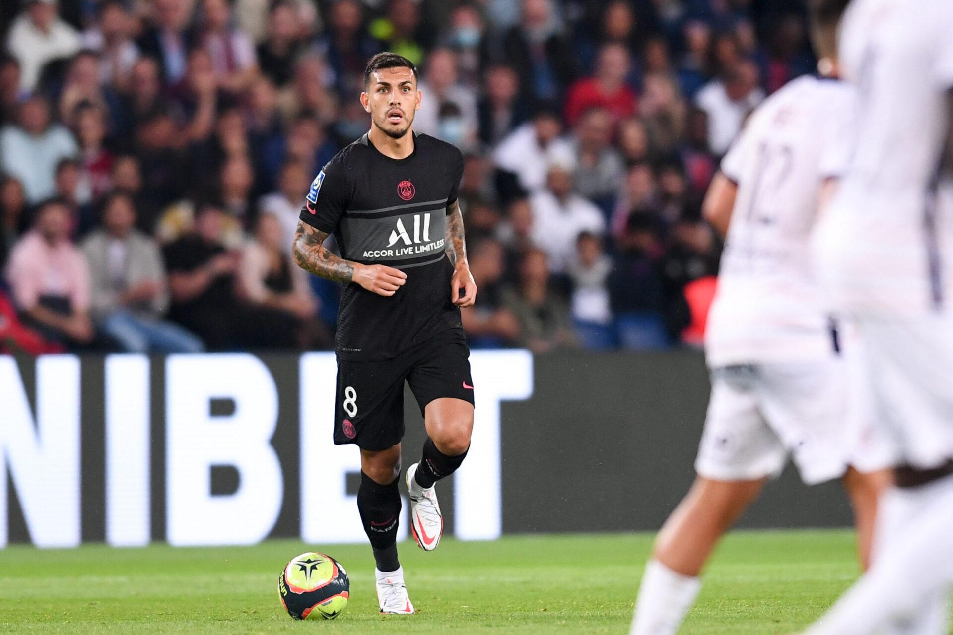 Leandro Paredes devrait être titulaire face à City (iconsport)